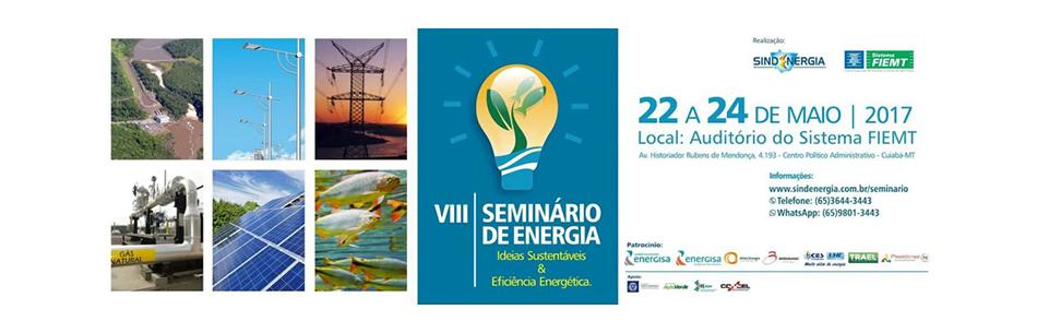 VIII Seminário de Energia